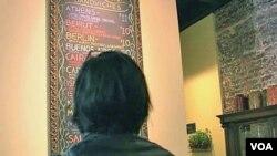 Jelovnik restorana SanDuVitch izgleda kao pasoš