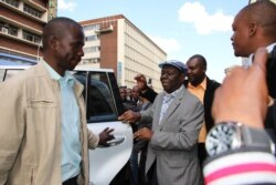 Report on Tsvangirai's Vice Presidents Filed By Thomas Chiripasi