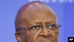 Irritado com o ANC - Desmond Tutu