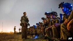 30 Ağustos 2021 - ABD'nin Afganistan'dan asker çekme sürecinden bir kare