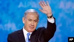 بنیامین نتنیاهو، صدراعظم اسراییل