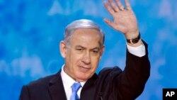 بنیامین نتنیاهو صدراعظم اسراییل
