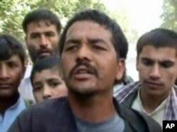 حبیب الله، یک عضو خانواده قربانی کشته شده درحمله ناتو می گوید این حمله بی عدالتی است.