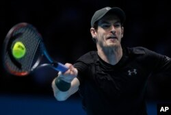 Britain's Andy Murray, who finished the season as the world's top player, is a tennis star, a sport reportedly among the best odds of staving off heart disease or stroke.
