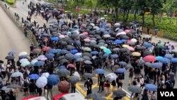 В Гонконгу мешканці протестують проти нового законопроекту Китаю, заявляючи, що він може обмежити автономію Гонконгу