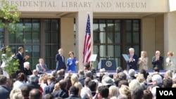 The George W. Bush Presidential Center