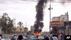 عراق میں پولیس اور فوج پر حملوں میں کم سے کم 100 ہلاک، 300 سے زائد زخمی