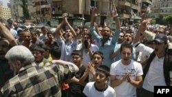 Сирия: на демонстрацию протеста вышли 200 тысяч человек