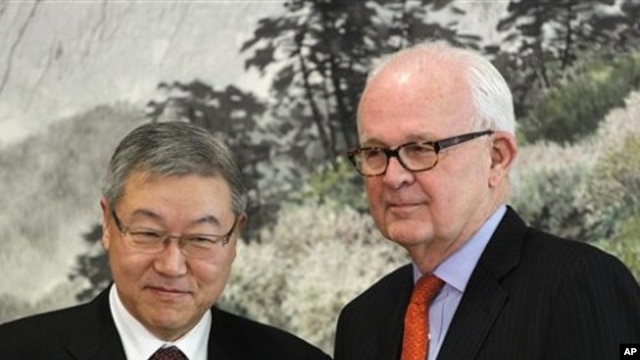 Diplomats Hold Talks in Asia About N. Korea's Uranium Enrichment Program