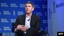 FILE - Jeff Shell, BBG chairman and chairman of Universal Filmed Entertainment Group, Universal Studios.