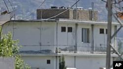 Casa de Osama bin Laden no Paquistão