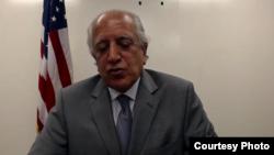 Utusan Khusus Amerika Untuk Afghanistan Zalmay Khalilzad