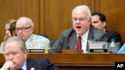 Обсуждение закопроекта Палатой представителей Конгресса США
