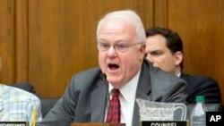 美国联邦众议院科学、太空暨科技委员会荣誉主席森森布伦纳
