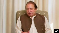 PM Pakistan Nawaz Sharif menuduh Musharraf melakukan pengkhianatan dengan membekukan konstitusi saat berkuasa, dan menyatakan tekadnya untuk menindak para pelanggar konstitusi melalui jalur hukum.(Foto: dok).