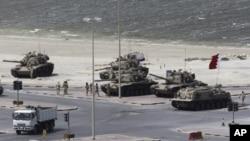 Bahreïn : les manifestants chassés de la Place de la Perle