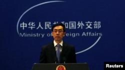 Juru bicara Kementrian Luar Negeri Tiongkok, Liu Weimin (Foto: dok)