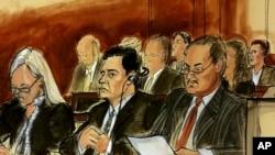 Halkbank Eski Genel Müdürü Mehmet Hakan Atilla New York'taki mahkeme tarafından 32 ay hapis cezasına çarptırıldı.