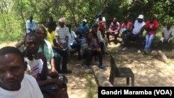 Masvingo evictions