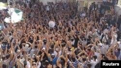 Damashq, 18-iyun, 2012