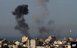 Bugün Gazze