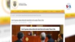 En Colombia proponen crear una contituyente por el arresto de Uribe
