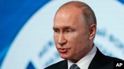 Президент России Владимир Путин. Москва, 3 июля 2019 г.