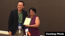 Dr. Bandana Purkayastha Receives 2016 American Sociological Association Contribution to the Field Award.