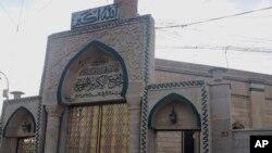 Fotoyeke arşîvê ya mizgefta el Nûrî