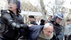 سازمان عفو بین الملل سرکوب تظاهرکنندگان در جمهوری آذربايجان را محکوم کرد