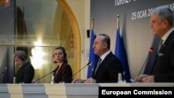 Turkey - EU High-level political Dialogue