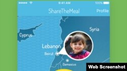 El PMA se ha propuesto alimentar durante un año a 1.400 niños refugiados sirios de 3 y 4 años que viven en Beirut.