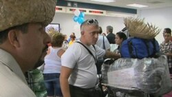 Cuban-Americans Divided Over Expanded US-Cuba Flights