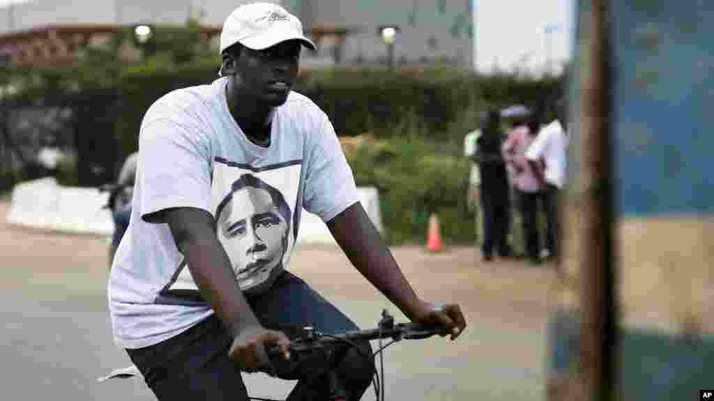 Africa Obama Mania (Burundi)