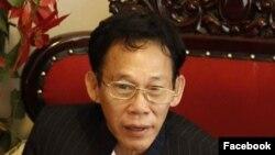 Cựu Thẩm phán, Luật sư Phạm Công Út, Trưởng Văn phòng Luật Phạm Nghiêm ở tp HCM.