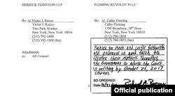 Hakim Richard Berman'ın Atilla davasında savcılık ve savunma makamına yaptığı uzlaşma talebi