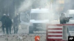 Tunisie : la tension est vive après les affrontements entre l'armée et des éléments loyalistes (Archives)