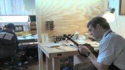 Як зробити скрипку вдома