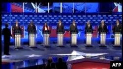 Теледебаты республиканцев. Ноябрь 2011г.