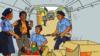 Cartaz de campanha educativa.Rede Came, Moçambique