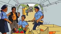 EUA satisfeitos com esforço para combater tráfico humano em Moçambique