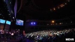 برگزاری کنسرت در سالن برج میلاد تهران