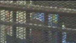 2012-02-27 粵語新聞: 埃及開始審判民主活動人士