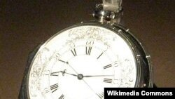 John Harrison's H4 clock