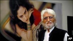 ایم ایف حسین : لازوال داستان کے خالق اور بھارت کے پکاسو