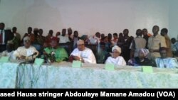Taron jam'iyyu a Niger