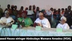zaman taron hadakar jam'iyun hamayyar kasar jamahuriyar Niger