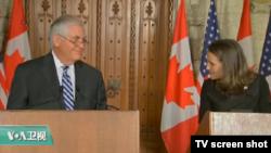 VOA连线(张蓉湘):美国:支持两韩对话