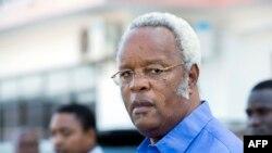 Kandida w'umugambwe Chadema muri Tanzaniya, mu matora y'umukuru w'igihugu, Edward Lowassa yabaye mu 2015