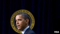 """Garantizar los derechos de cada persona """"es un ideal que ha animado a nuestra nación desde su fundación"""", decía el presidente Barack Obama."""